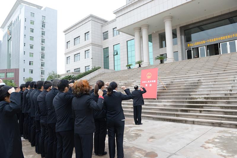 江西赣州于都人民法院查询一体机