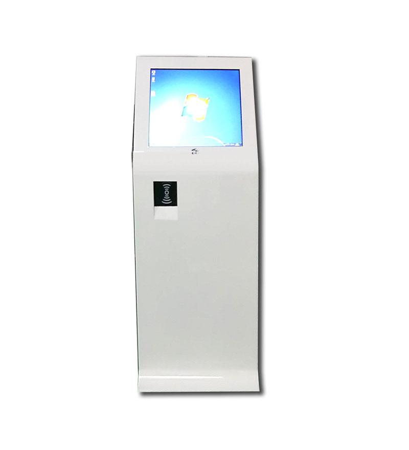 19寸立式扫描感应一体机