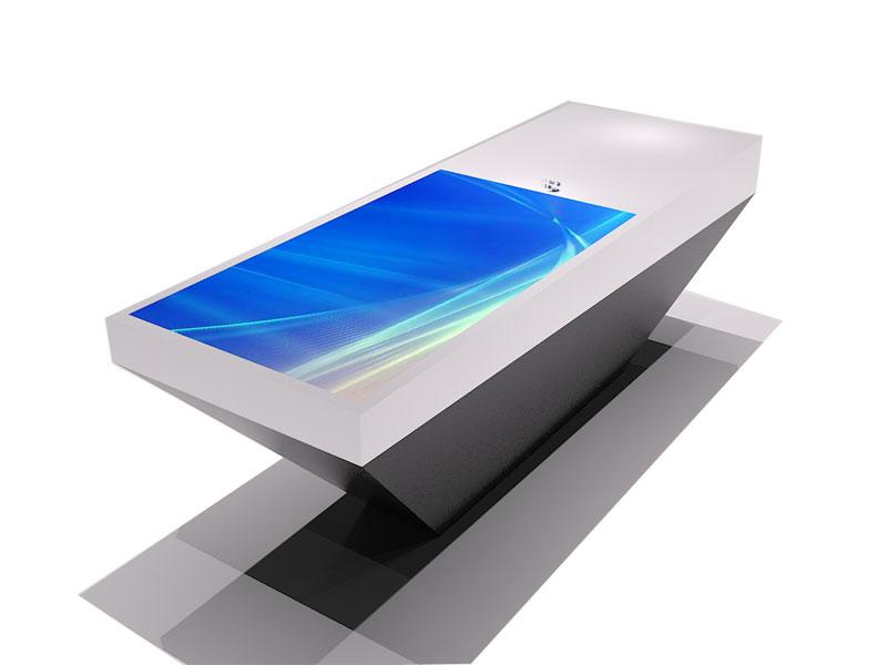 55寸异形触摸桌