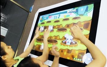 爱镭仕触控系列:游戏应用视频展示(2)